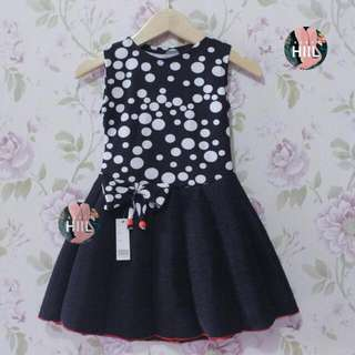 Net Dress Anak 1-2th