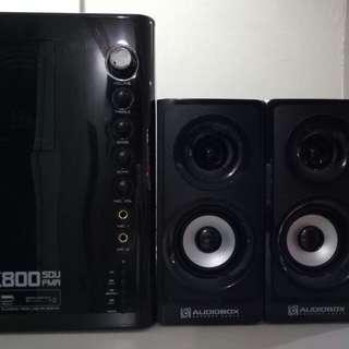 New Music Audio System