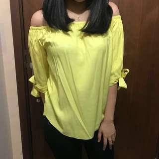 yellow sabrina