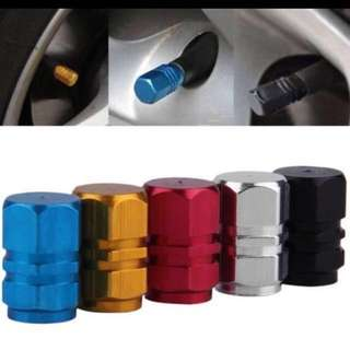 Motorbikes/Car/Bicycle Tire Screw Dust Caps•