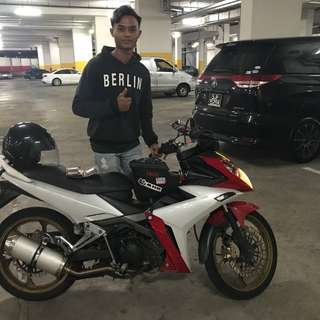 Motorcycle Rent/ Lease Singapore