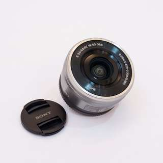 Sony E 16-50mm (SELP1650 18-55 16mm SEL1855 SEL16F28 可參考)