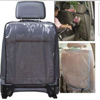 Kick mat car seat 2=$15