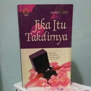 Novel Melayu - JIKA ITU TAKDIRNYA