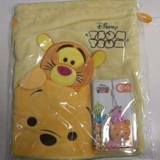 [Like4Likes] Ezlink Card & Charm - Winnie The Pooh & Tsum Tsum