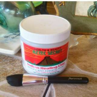TAKALS! Aztec Secret Health & Beauty| Indian Healing Clay Mask