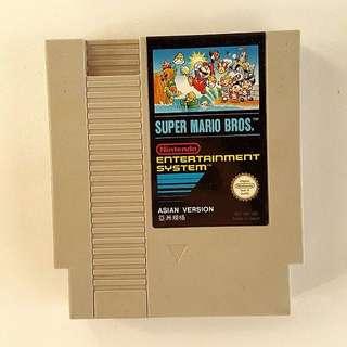 Kaset Mario Bros Nintendo ORI JAPAN