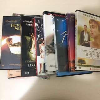 DVD VCD $20 一隻