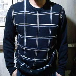 OSCAR deLa Renta Knitted Longsleeves sweater