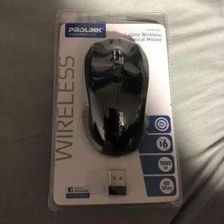 Prolink Wireless mouse