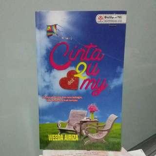 Novel Melayu - CINTA 2U DOT MY