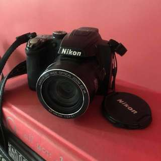 REPRICED: Nikon Coolpix P500