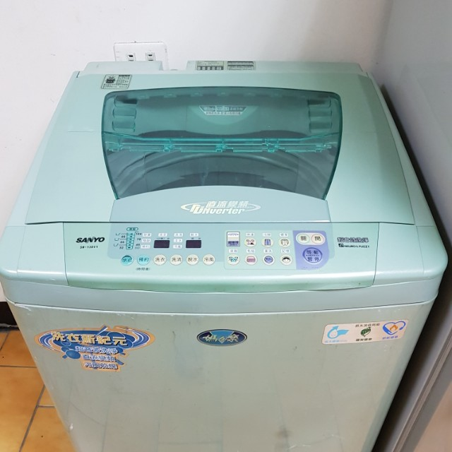 三洋變頻洗衣機
