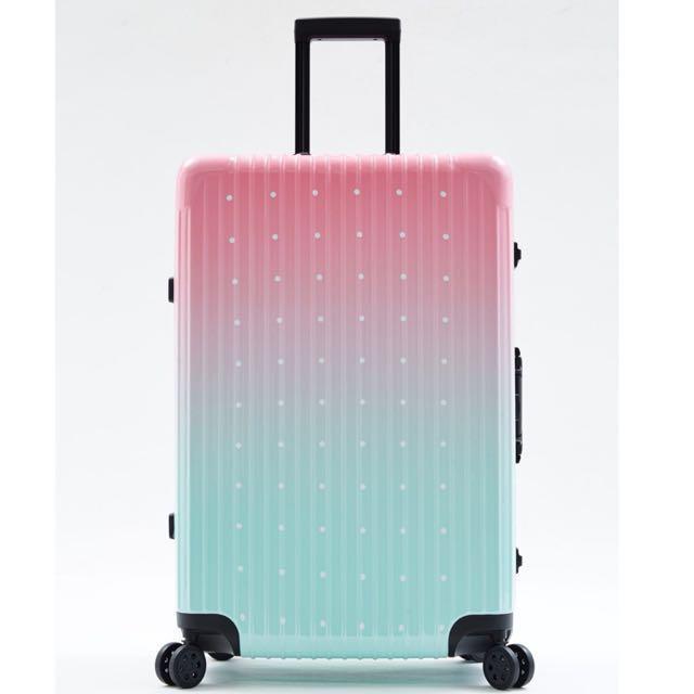 免運費💋💋夢幻少女心行李箱#幫你省運費