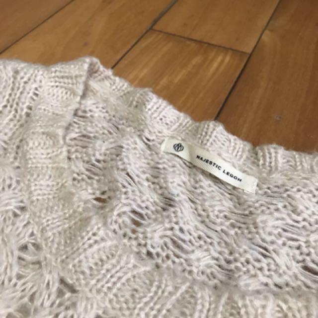 日牌🇯🇵針織上衣