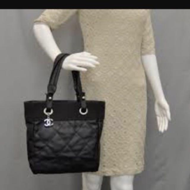 217a7b259293 🔥 Fire Sale! Authentic Chanel Paris Biarritz