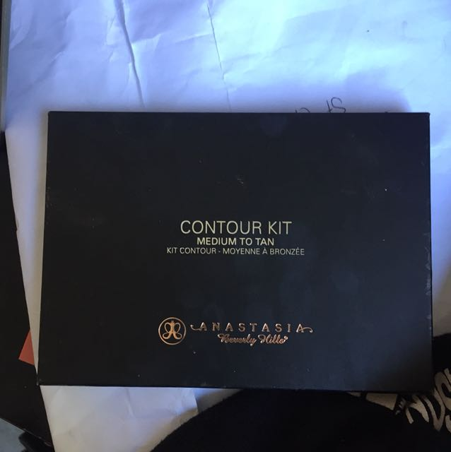 ABH medium powder contour kit