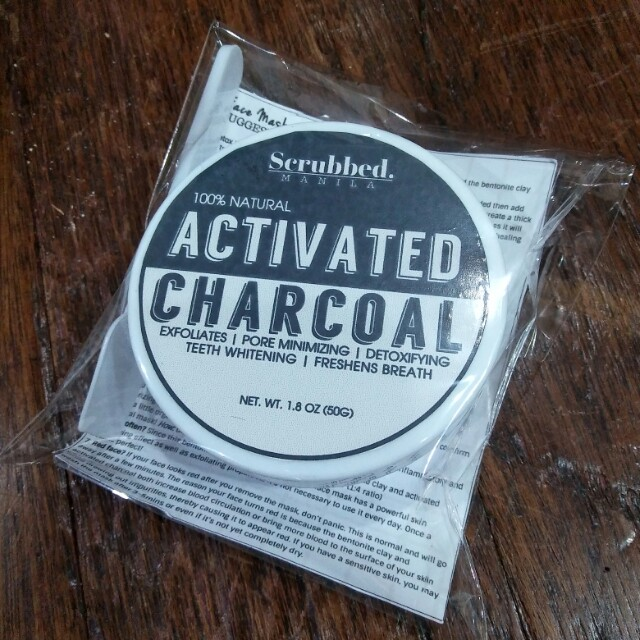Activated Bamboo Charcoal (New packaging)