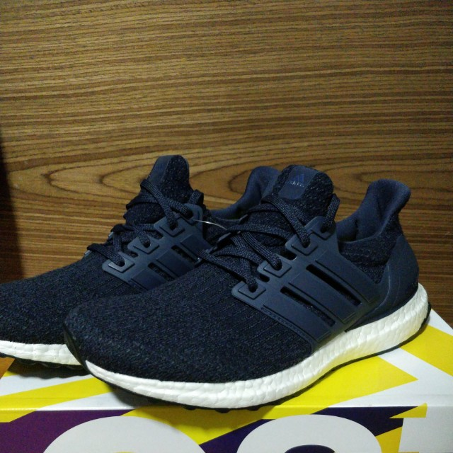 9824fab4991  240 Adidas Ultra Boost 3.0 Dark Blue
