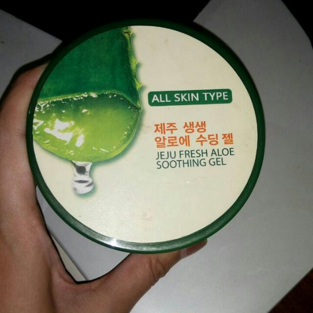 Aloe Vera Soothing Gel Beauty K