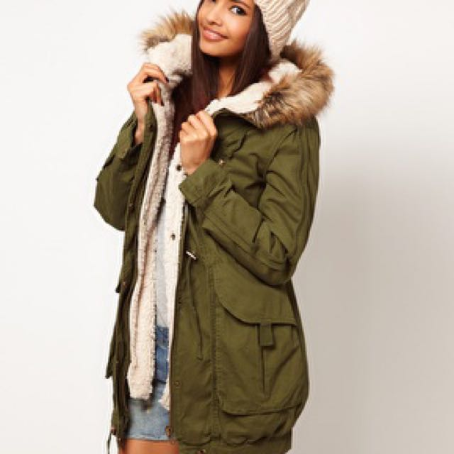 ASOS Winter Parka
