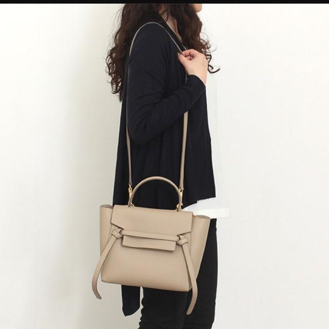 Authentic Celine Micro Belt Bag