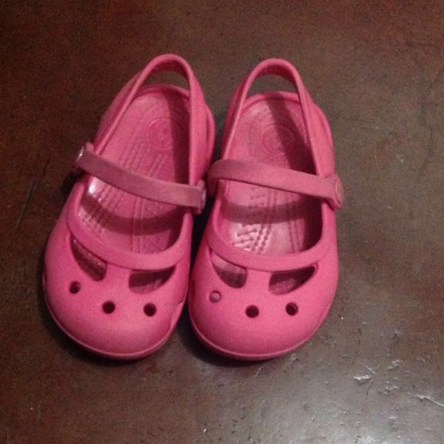 Authentic Crocs c6