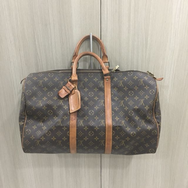 Authentic LV keepall 50