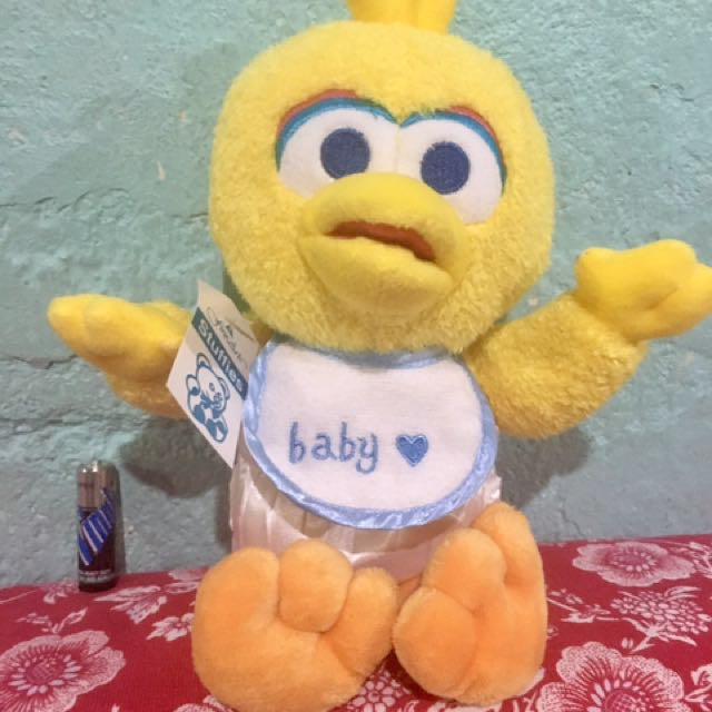 Baby big bird
