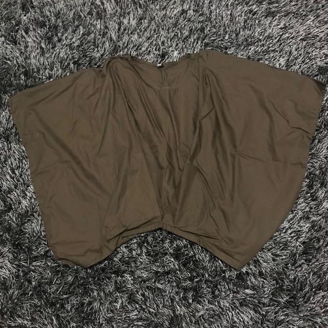 Baju Kelelawar uk XL