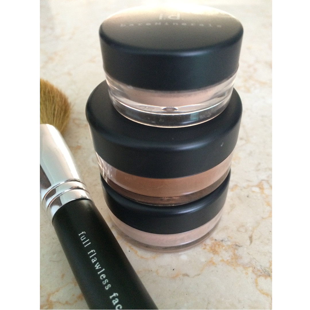 BAREMINERALS All-Over Face Color (Warmth)