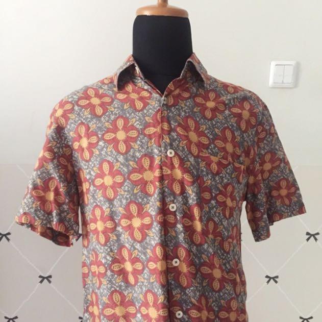 Nail Batik