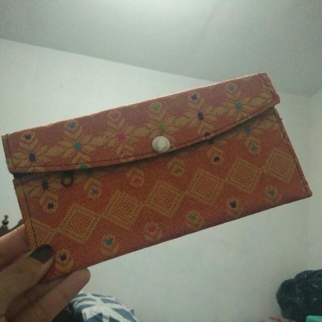 Zamboanga Batik Wallet