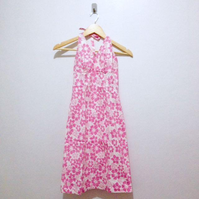 Bay Floral Beach Dress