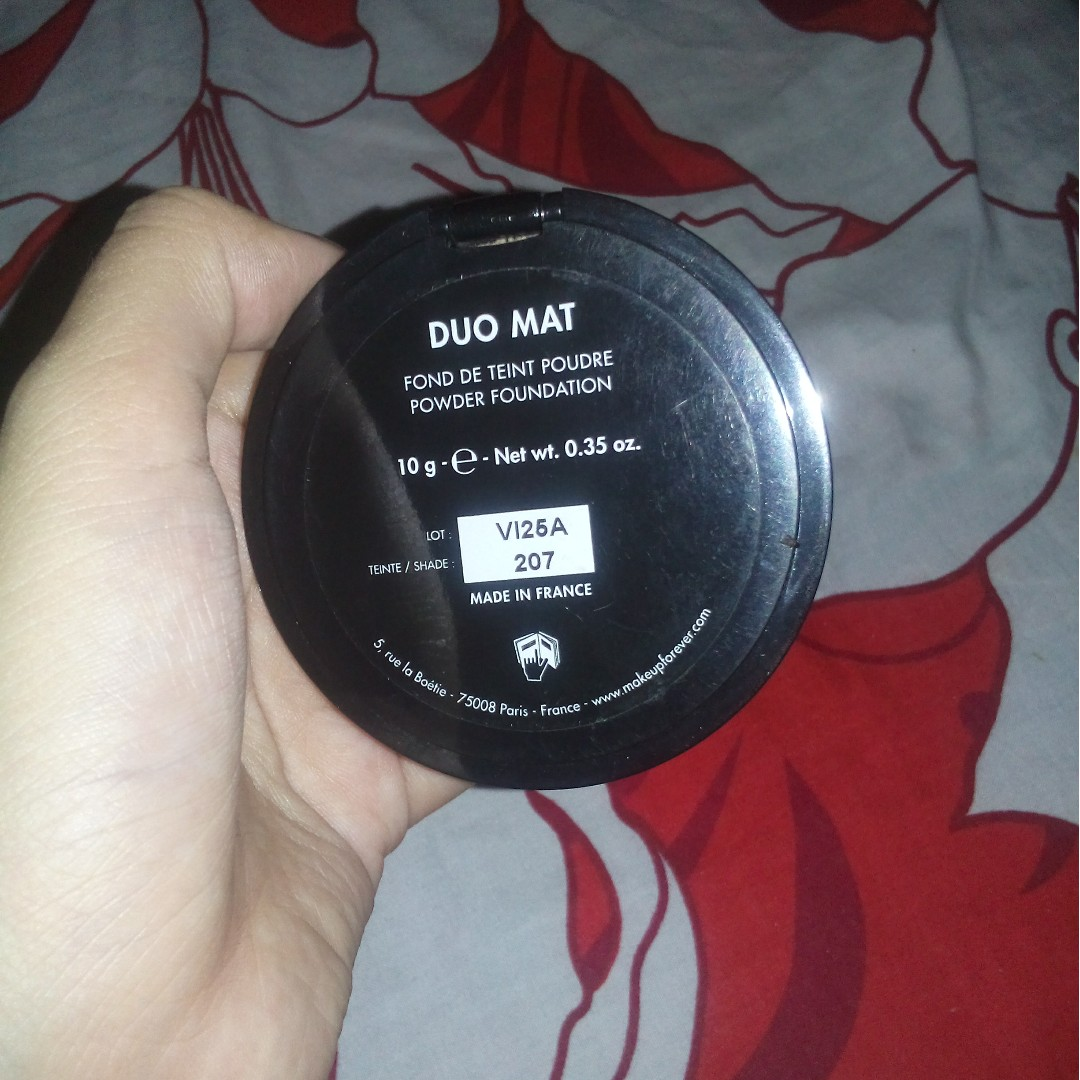 Bedak Make Up For Ever