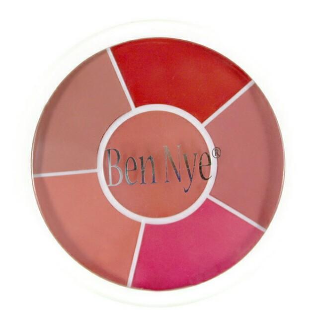 Ben Nye creme blusher wheel