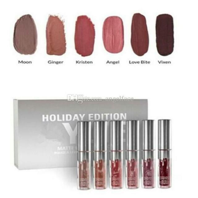 🚩BEST BUY! Kylie Holiday Edition Matte Liquid Lipstick