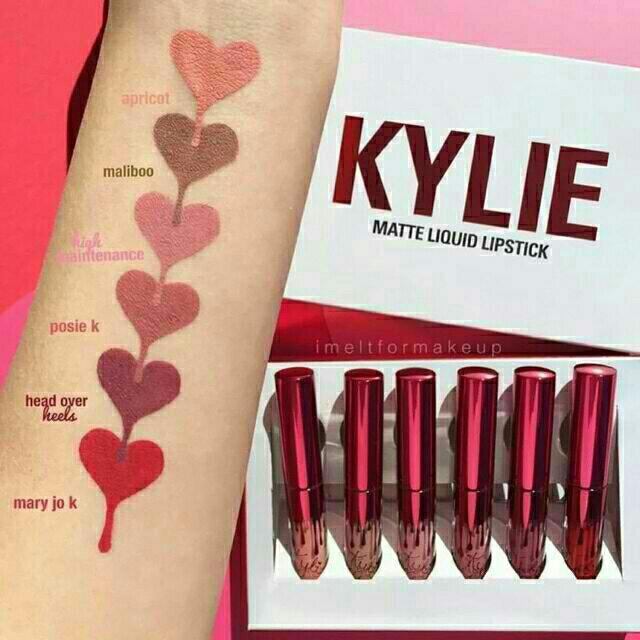 🚩BESTBUY! Kylie Matte Liquid Lipstick