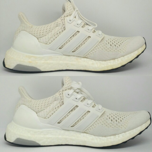 0ea002e31e01a Boost midsole deyellowing (for mild yellowing only)