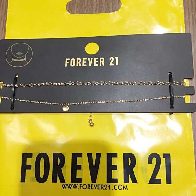 Brand New Auth Forever 21