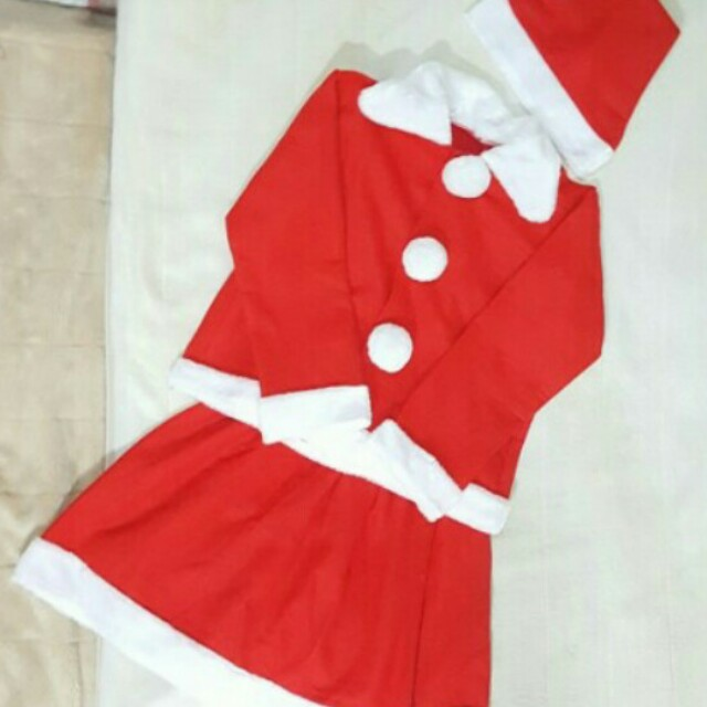 BRAND NEW Christmas Santa Costume for Women (Complete Set)