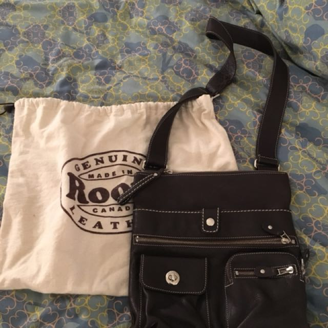 Brand new roots bag