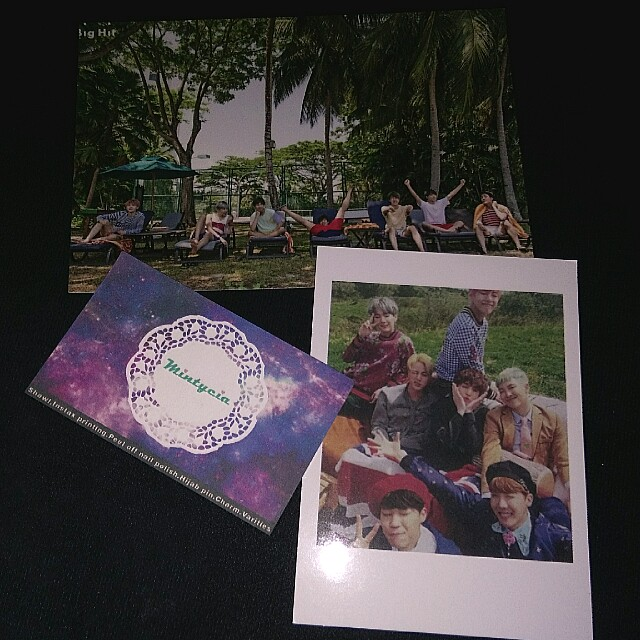 Bts unofficial young forever group pc