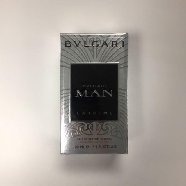 Bvlgari Man Extreme (US tester)