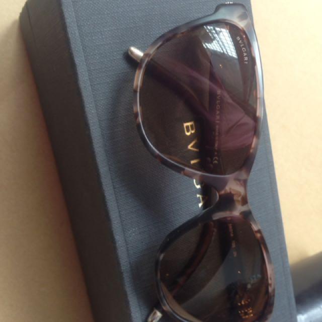 5476b969f1 Bvlgari Sunglasses Rhinestone(tortoise shell brown)