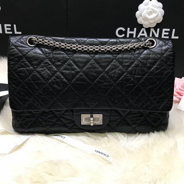 Chanel 2.55 jumbo
