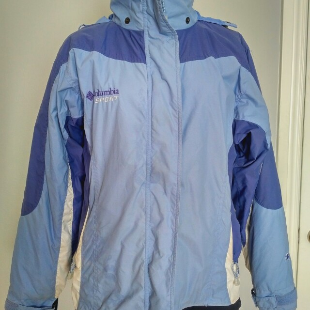 Columbia Women Ski Jacket - M