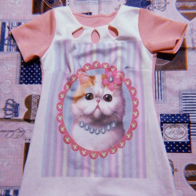 cute cat dress