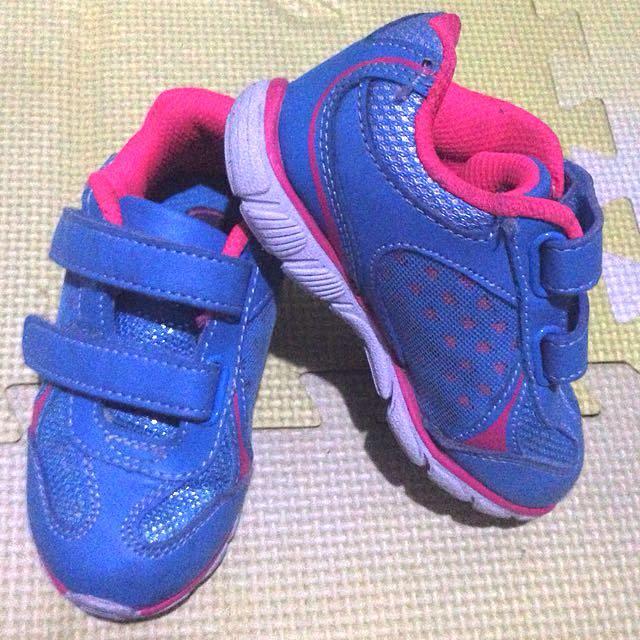 Disney DOC MCSTUFFINS Rubber Shoes for 2-3T