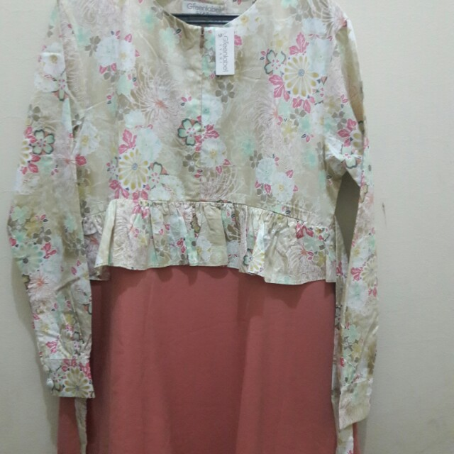 Dress greenlabelsyari
